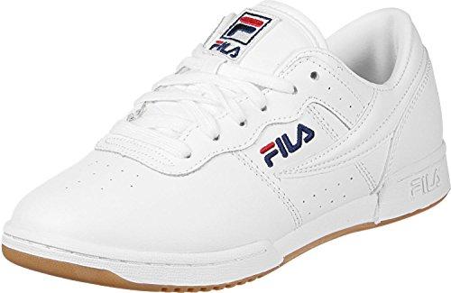 Männlich Fila Fitness Original Weiß Schuhe vOxBnOS