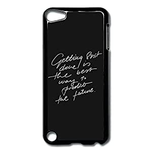 Specialdiy IPod Touch 5 case covers Sayings Design Hard Back Cover case covers Desgined By RRG2G W1ekhn7MIuS