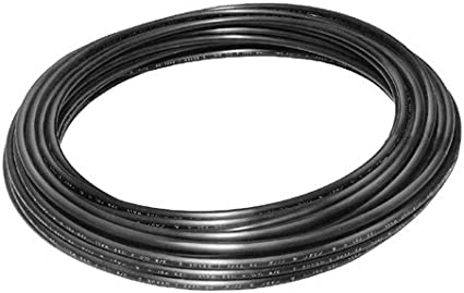 Mytee Products 5//8 OD x 50 Black SAE J844 Nylon Air Brake Tubing DOT Approved Pneumatic Nylon Air Line Hose for Air Brake System