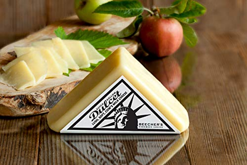 Beecher's Handmade Cheese - Dutch Hollow Dulcet - Authentic, All-Natural and Additive Free (10-pack, 7 oz each)