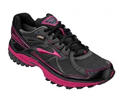 5e39aada9f7e BROOKS Adrenaline ASR 10 GTX Ladies Trail Running Shoes