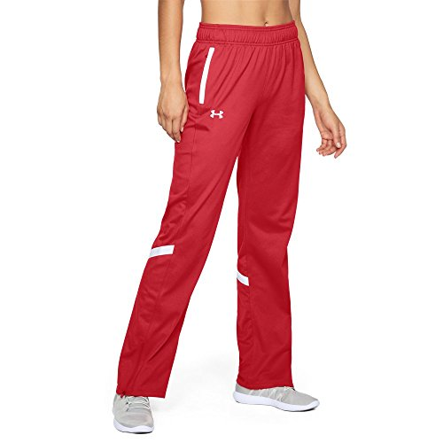 Under Armour UA Qualifier Knit Warm-Up MD Red