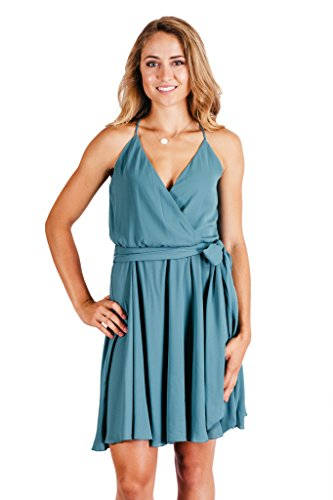 Rubber Ducky Call It Simple Love Dress Olive Large