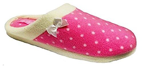 De Fonseca , Damen Hausschuhe rosa Rosa 39 EU