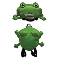 Great Eastern Entertainment Naruto Frog Plush Special Backpack