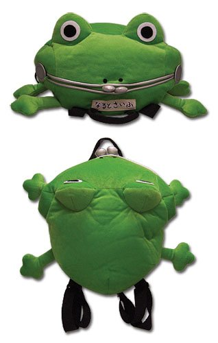 - Naruto Frog Plush Special Backpack