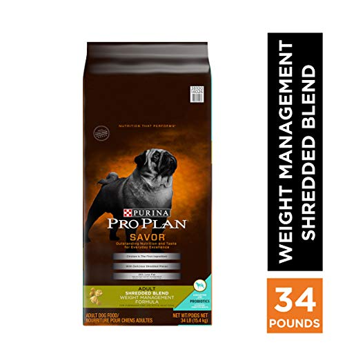 Purina Pro Plan Weight