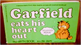 Book Garfield Eats His Heart Out