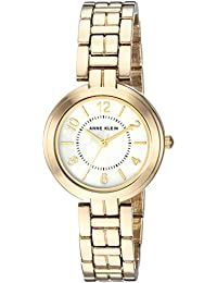 Women's Gold-Tone Bracelet Watch