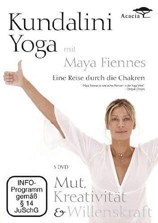 Kundalini Yoga - Mut, Kreativität, Willenskraft Alemania DVD ...