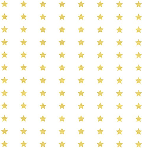 Gold-Star-Wall-Decals-Repositionable-Peel-and-Stick-Vinyl-Star-Wall-Stickers-for-Nursery-Kids-Room-Mirrors-and-Doors