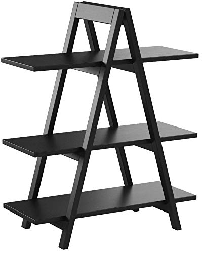 Buy winsome wood winsome a-frame 3-tier shelf 20130