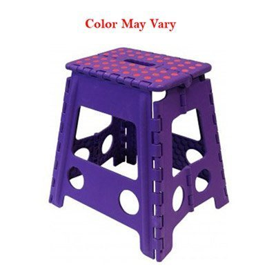 Wham Tall Folding Step Stool - 201417 x 3 - color may vary by Wham by Wham