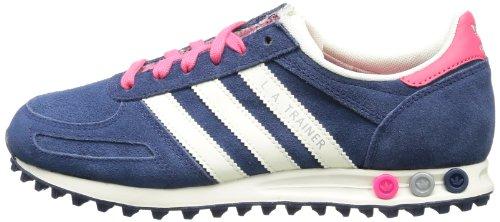 adidas Originals LA TRAINER W Q34201, Damen Sneaker, Blau