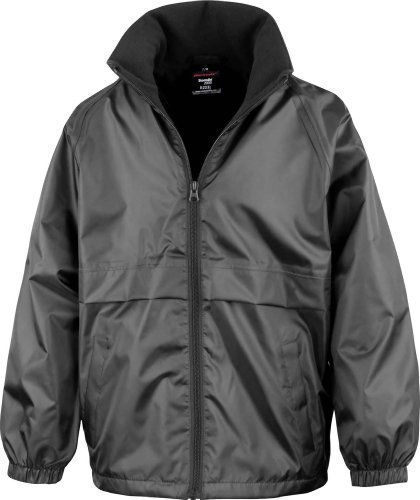 Result Core Youth DWL (Dri-Warm & Lite) Jacket, Burgundy, XL (11-12)