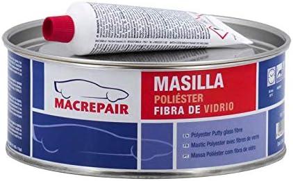 Masilla Poliéster con Fibra MacRepair 0,9 kg