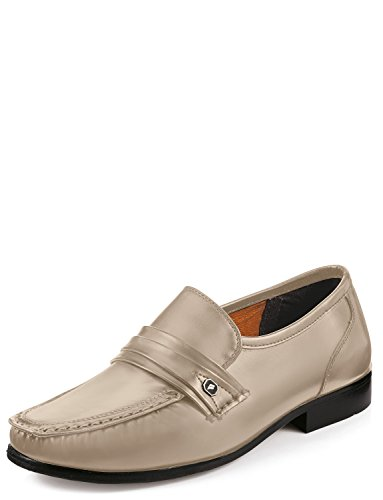 Milan Cuir Smart Casual Mocassins
