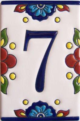 - Fine Crafts Imports Mission Tile Number Seven