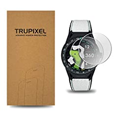 TruPixel Nano provides our most advanced screen protection designed specifically for the Tag Heuer Connected Modular 45 Golf Edition. Cut from a flexible composite made in Japan, TruPixel Nano embodies the scratch resistance of tempered glass...
