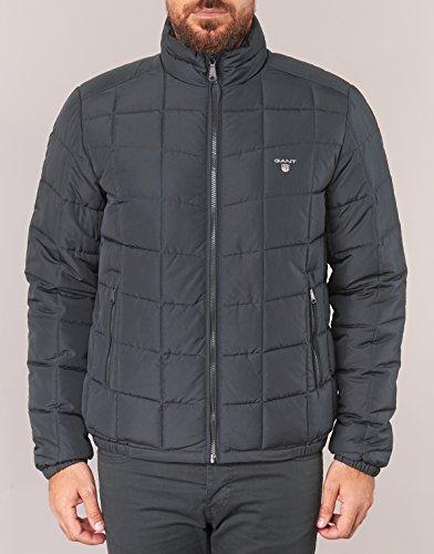 Lightweight Cloud Black Jacket Gant Men's nwOXq1qY
