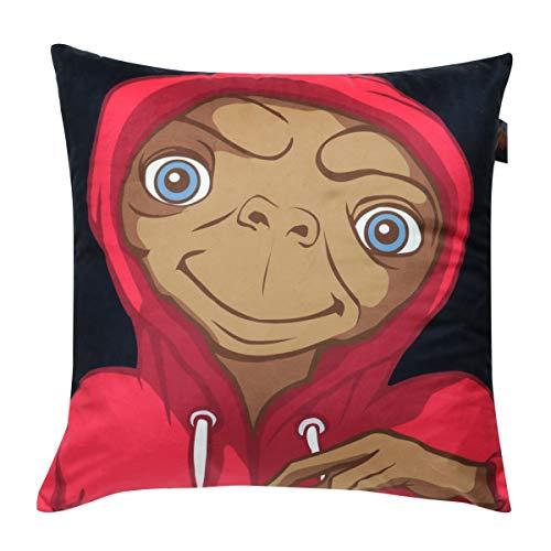 Capa de Almofada E.T; simpatic Red Cap Urban Vermelho Poliéster