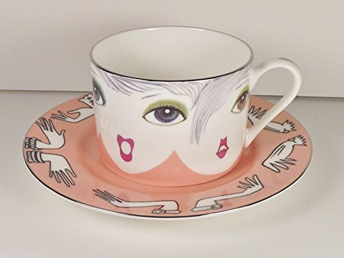 R. Toledo, Nordstrom, Tea/Coffee Cup and Saucer from Nordstrom