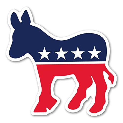 Democrat Magnet - Democrat Donkey Magnet