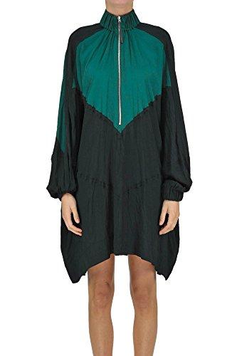 Marni Women's Mcglvs003090e Green Acetate Dress Marni Women Dresses