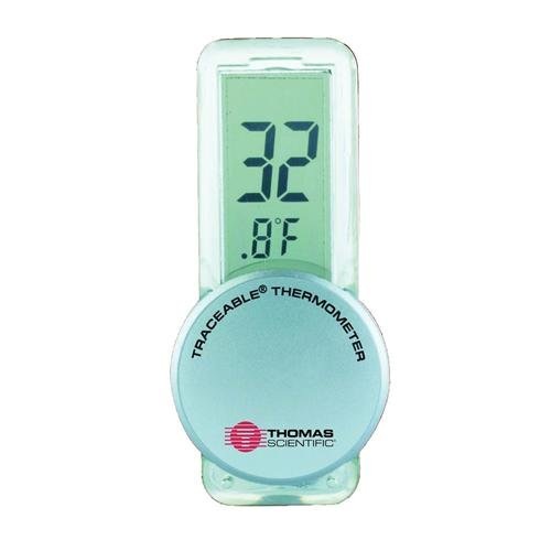 Thomas 4158 Econo Traceable Refrigerator Thermometer