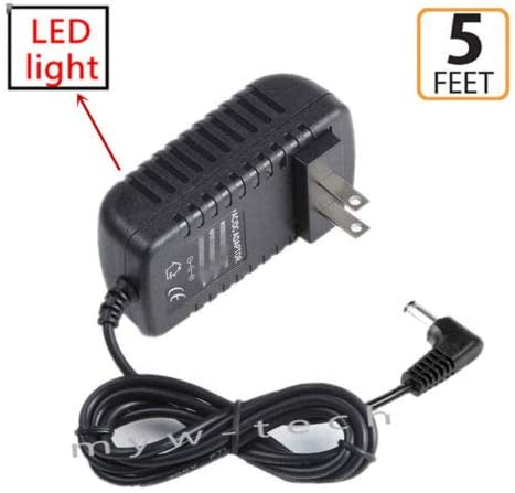 AC//DC Adapter Power Supply Charger Cord for Kenwood TH-F6 TH-F6A TH-F6E Radio