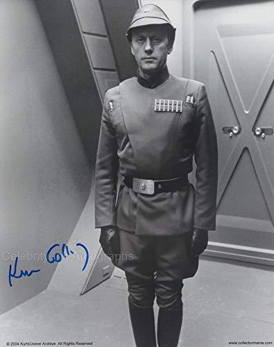 KENNETH COLLEY as Admiral Piett - Star Wars GENUINE AUTOGRAPH