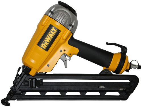 DEWALT D51276K 1-Inch to 2-1/2-Inch 15-Gauge Angled Finish Nailer