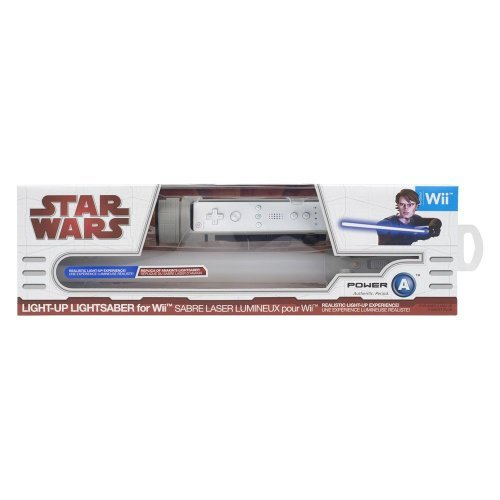 Star Wars Light-Up Lightsaber for Wii -