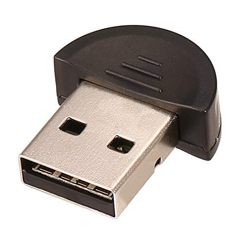 Dongle Adattatore USB 2.0 Mini USB 2.0 Universale per PC Laptop Win XP Vista Nero