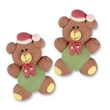 Large Sugar Santa Bears