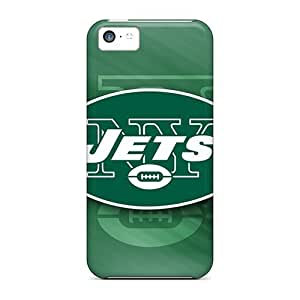 MXcases Diy For Mousepad 9*7.5Inch Hybrid PC Silicon Bumper New York Jets