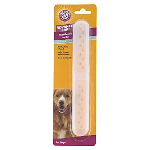 Arm & Hammer Dog Dental Care Toothbrush Holder for Dogs by Arm & Hammer