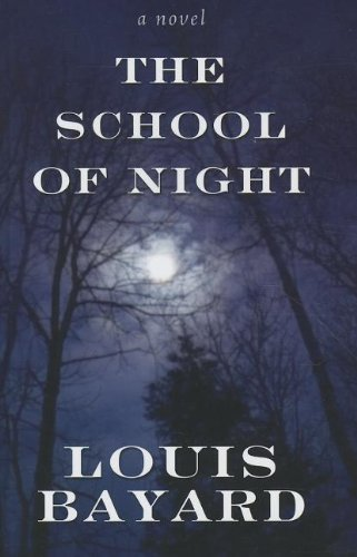 Read Online The School of Night (Wheeler Large Print Book Series) ebook
