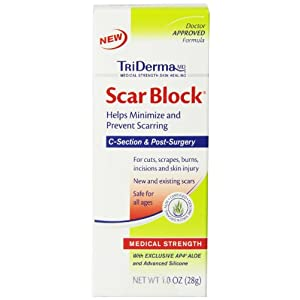Triderma Scar Block 1 oz.