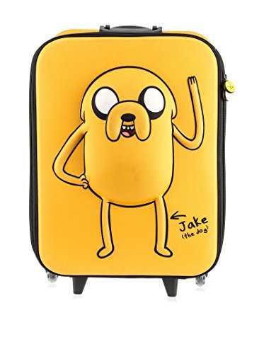 Adventure Time 3313 Jake 3D Dog Carry44; 18 in.