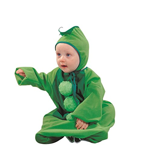 RG Costumes Sweet Pea Costume, Standard/0-8 Months -