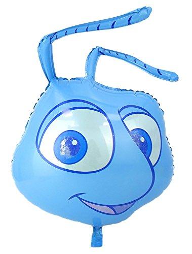Toyland® Pack of 3 Disney Pixar A Bug's Life Flik Ant Foil Balloons