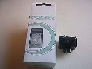 Cargador de bateria para Camara digital, filmadoras Fujifilm FinePix J10 FinePix J100 FinePix J110w FinePix J12 FinePix J120 Set de 2