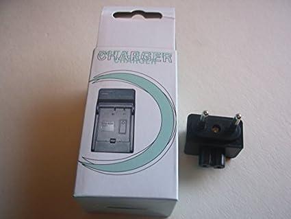 Cargador de batería para cámaras digitales de fotos y ...
