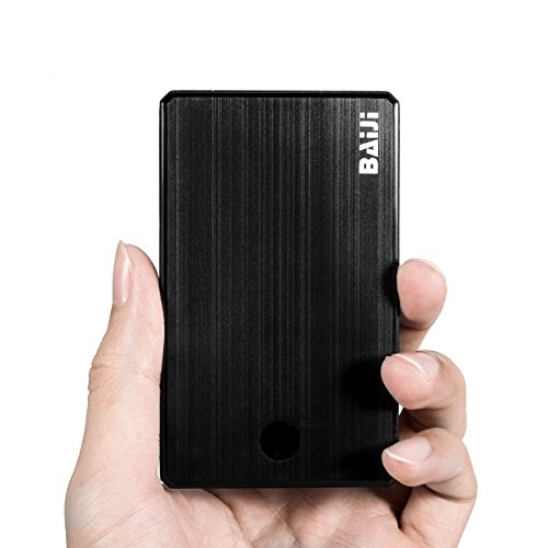 Mini Power Portable Cellphone Charger - Compact 2500mAh 1-Port Ultra Slim Power...
