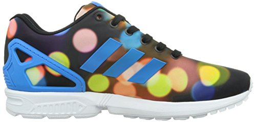 adidas Blue Flux Trainers ZX Originals Black Mens Black and Shoes fxPZR1qfnw