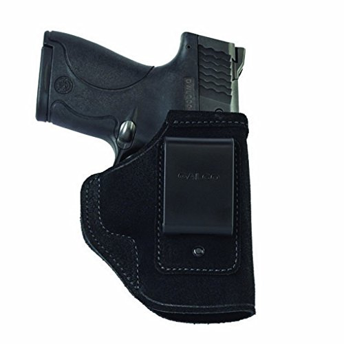 Galco Stow-N-Go Inside The Pant Holster for HK P2000, Usp Compact 45, Usp Compact 9/40,Black,Right (H&k Usp Mount)