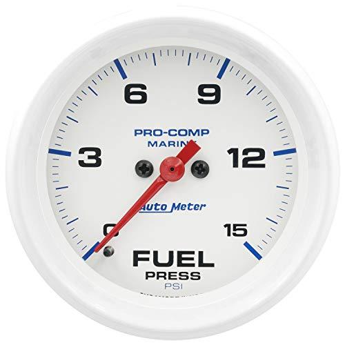 Auto Meter AutoMeter 200849 Gauge, Fuel Pressure, 2 5/8