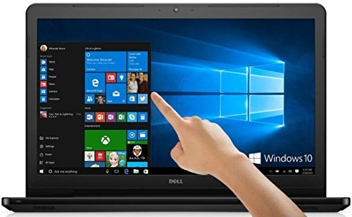 2018 Flagship Dell Inspiron 15.6″ HD Touchscreen Business Laptop-AMD A6-9200 2.4GHz 8GB DDR4 512GB SSD AMD Radeon R4 DVDRW 802.11ac MaxxAudio HDMI Bluetooth 3 in 1 Card Reader HD Webcam USB 3.1 Win 10