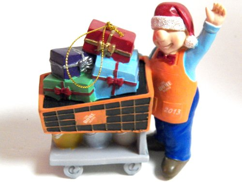 The Home Depot Homer Christmas Ornament Christmas Shopping